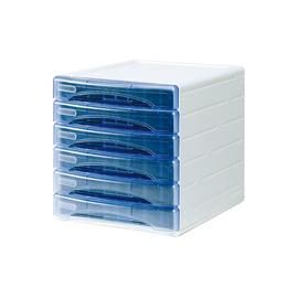Cassettiere In Plastica Per Ufficio.Cassettiere In Plastica Colorate Accessori Scrivania Vaschette